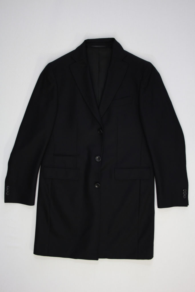 Boston Trader Braga Coat zwart cashmere