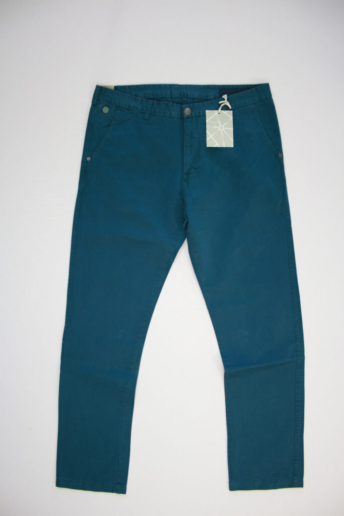 Seven Dials Jethro Chino fitted petrol