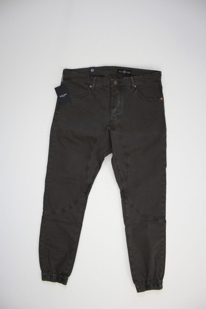 Reign Bend Chino brown slim fit stretch
