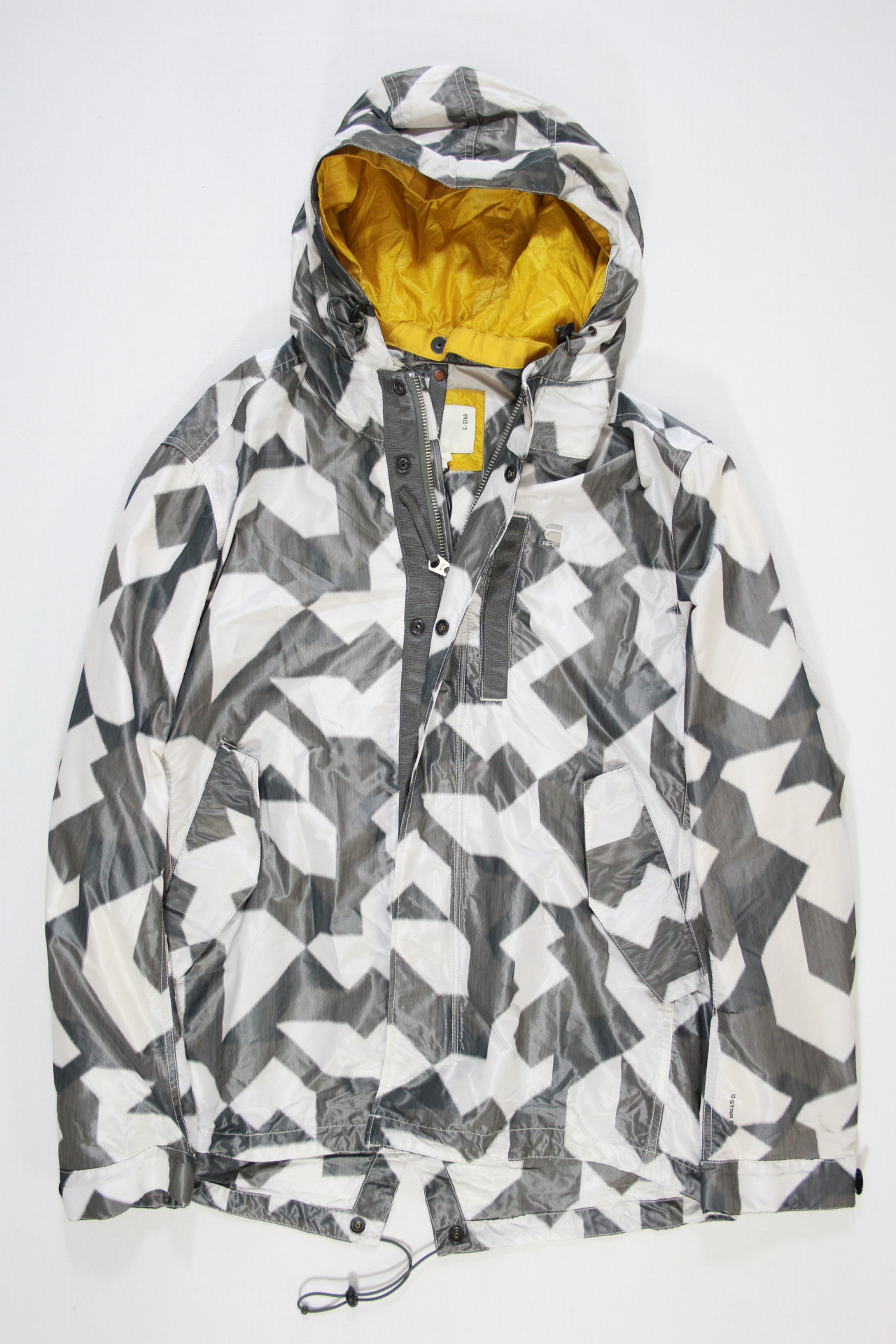 G-Star Parka Jacor Cropped HDD Camo
