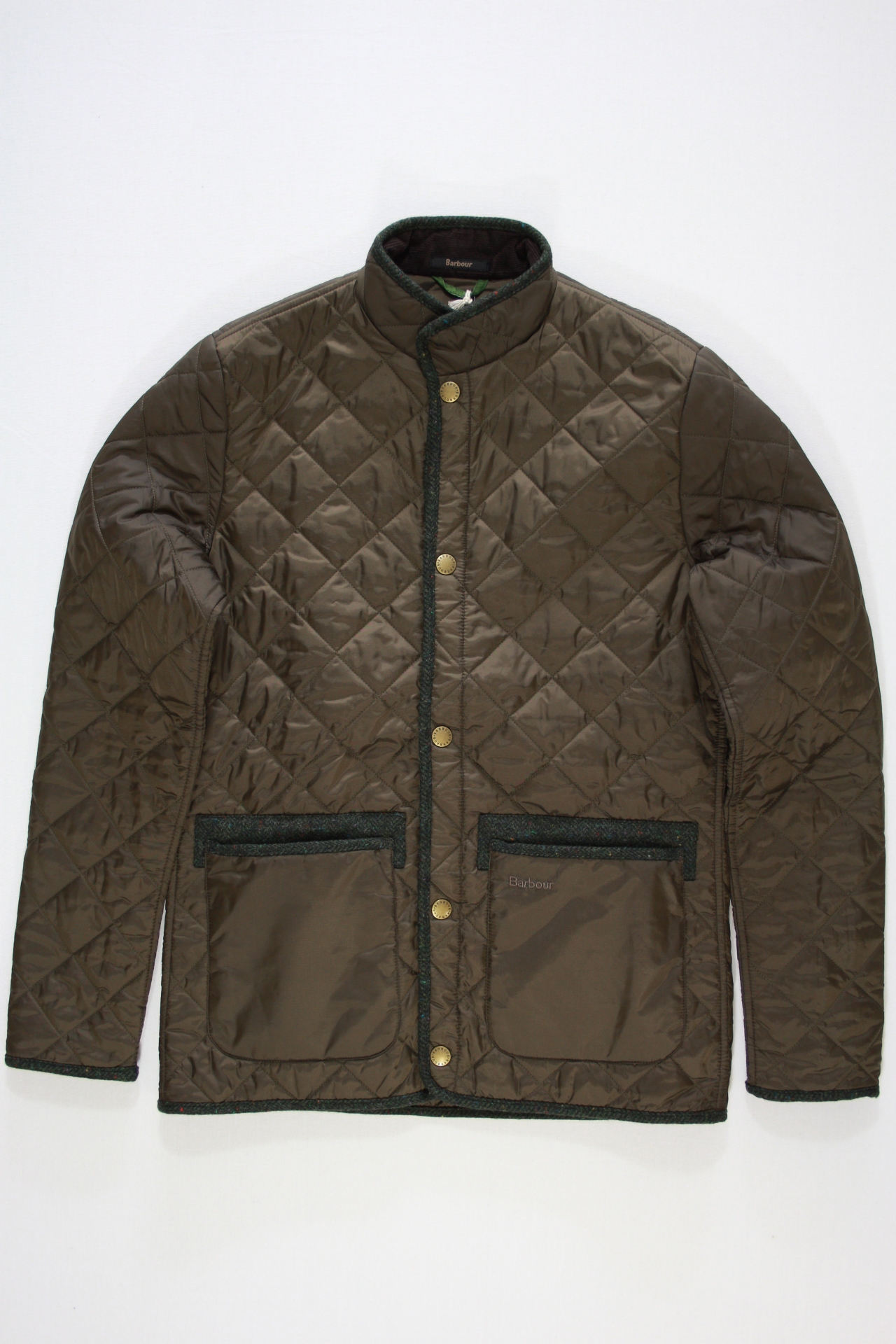 Barbour Jas Tweed Liddesdale Groen
