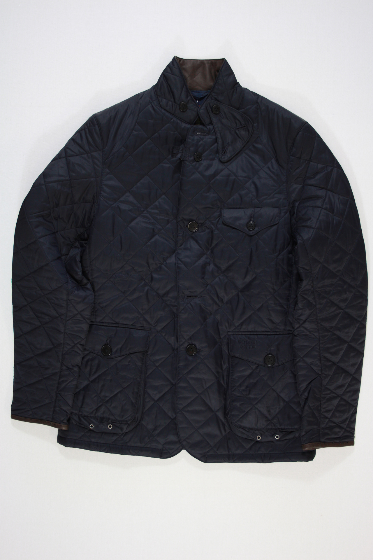 Barbour Jas Sports Ruiter Blauw