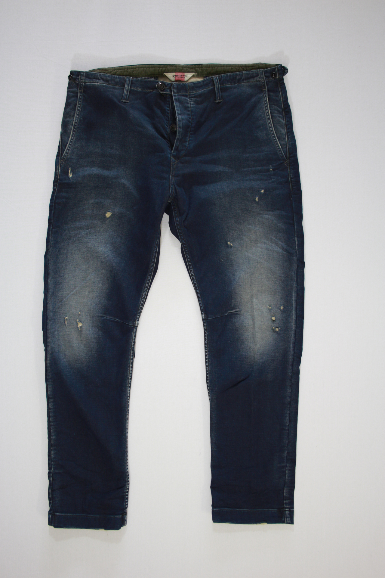 Wright 2K Standard Used Wash Jeans