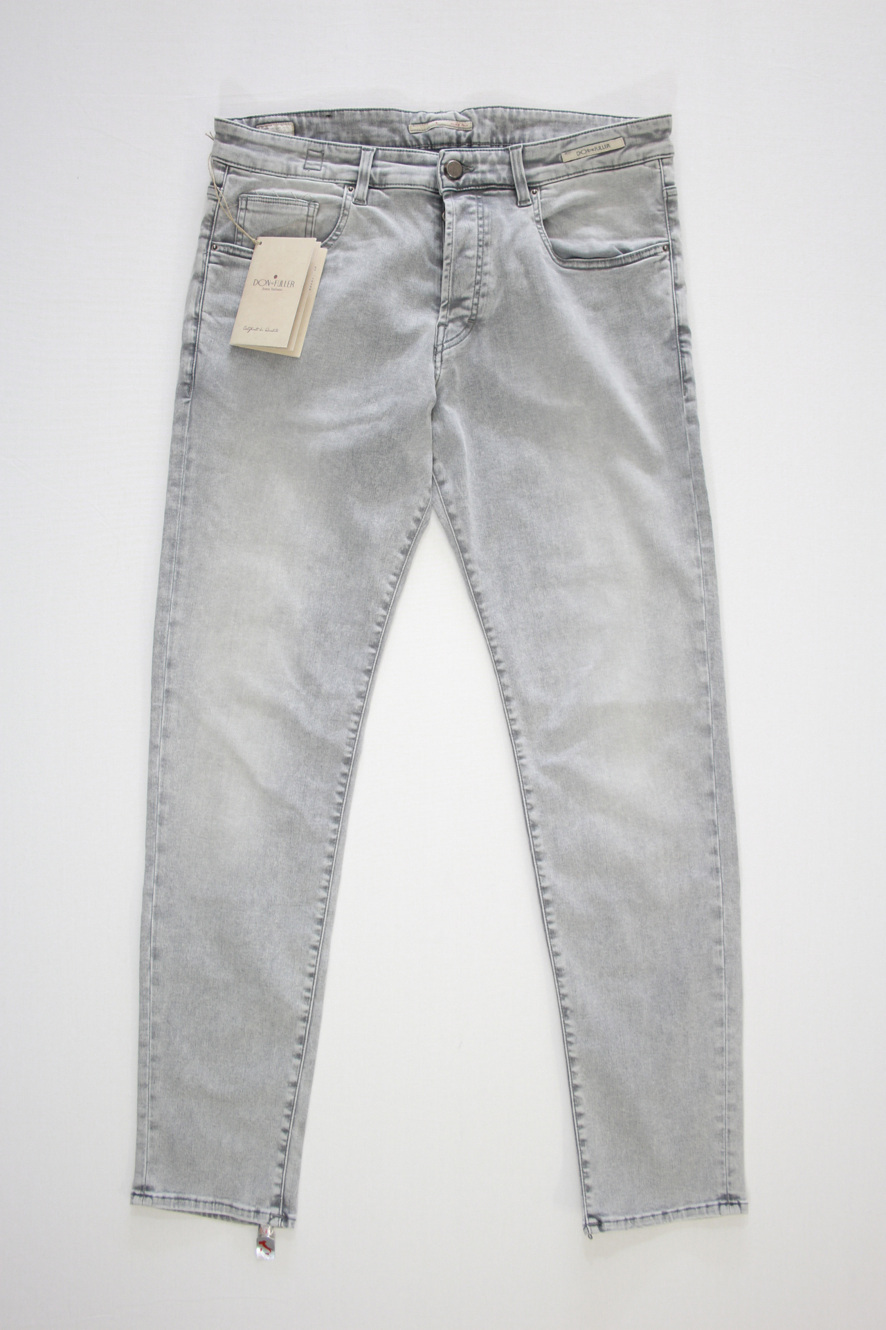Don the Fuller Milano Jeans Grijs