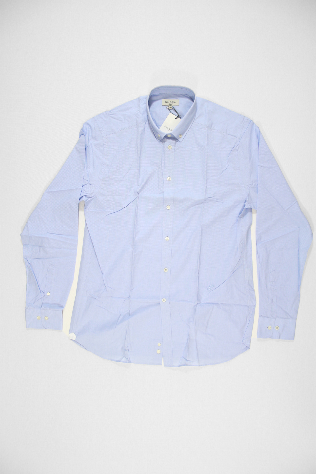 Paul & Joe Rob Shirt Blauw